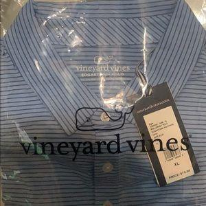 Vineyard Vines Men's Jersey Polo